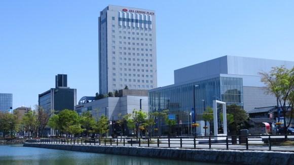 ANAクラウンプラザホテル富山/外観