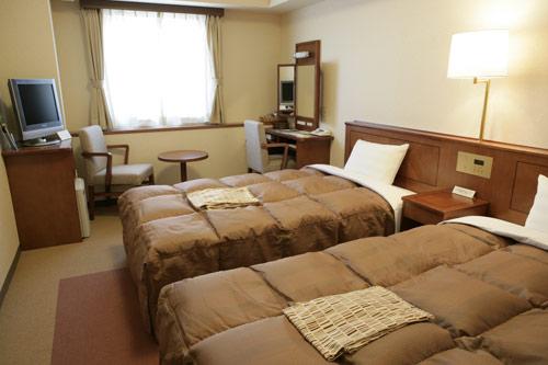 輪島天然温泉 ホテル ルートイン輪島/客室