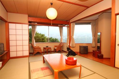 箱根宮城野温泉 ドッグパレスリゾート箱根/客室