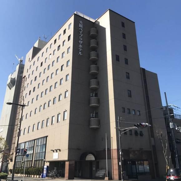 大阪ベイプラザホテル(旧 ホテルサンルート堺)/外観