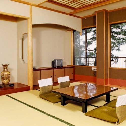湯らゆら温泉 料理旅館 松風/客室