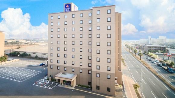 ベッセルホテル苅田北九州空港/外観