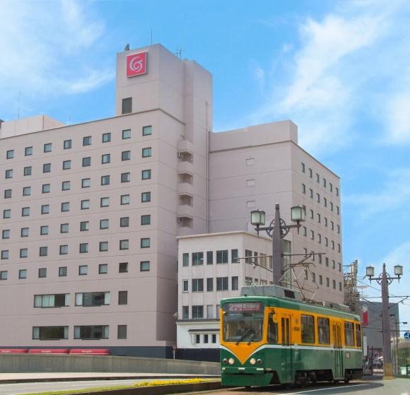 鹿児島東急REIホテル/外観