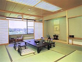 厳美渓温泉 滝の湯 いつくし園/客室