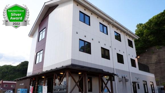 浄土ヶ浜旅館/外観
