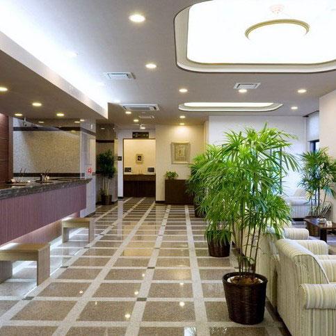 ホテルルートイン美川インター/客室