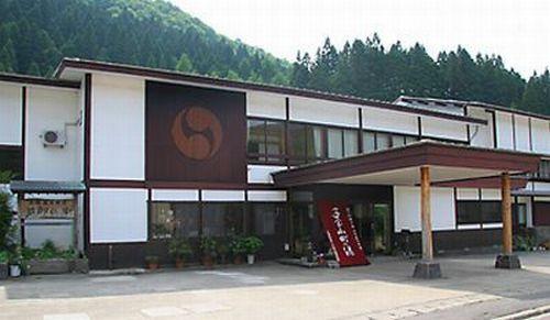 小安峡温泉 旅館 多郎兵衛/外観