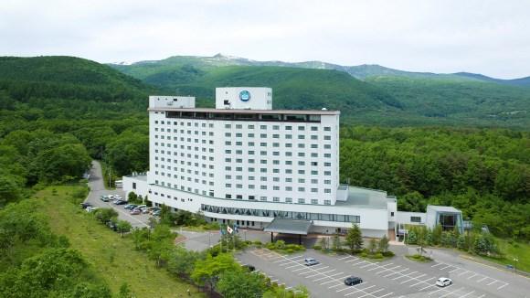 八幡平ロイヤルホテル/外観
