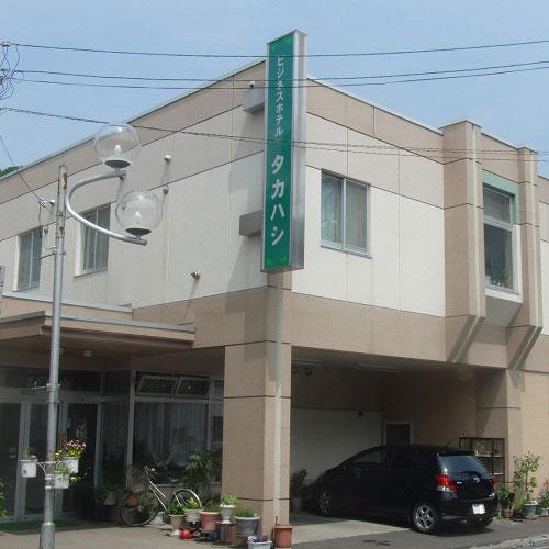 ビジネスホテル タカハシ/外観