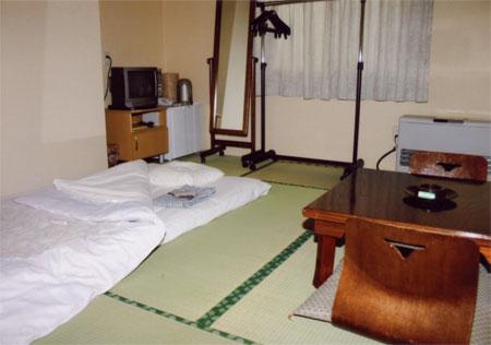 ビジネスホテル タカハシ/客室