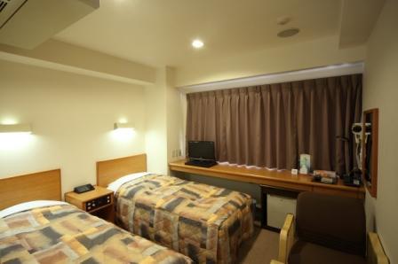 ホテル エック シズオカ/客室