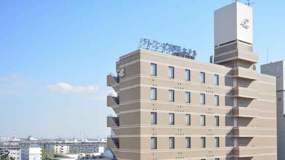 テトランゼ幕張稲毛海岸ホテル(旧:サァラ稲毛海岸ホテル)/外観