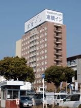 東横イン徳山駅新幹線口/外観