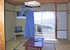 都井岬 黄金荘/客室