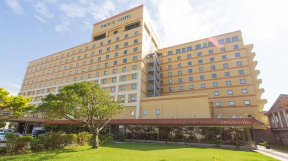 パシフィックホテル沖縄/外観