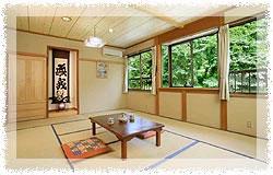 民宿山里/客室