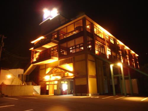 日奈久温泉 浜膳旅館/外観