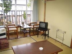 民宿 磐月荘/客室
