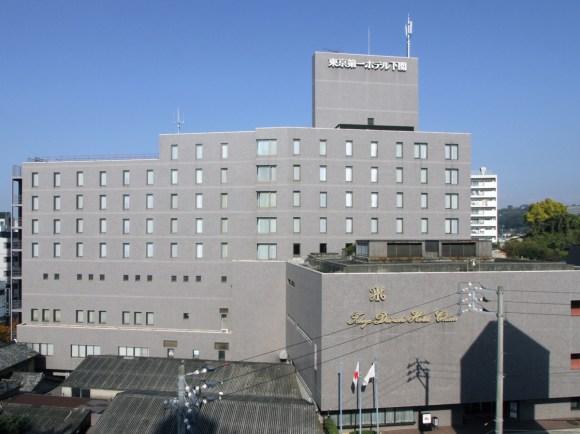 東京第一ホテル下関(阪急阪神第一ホテルグループ)/外観