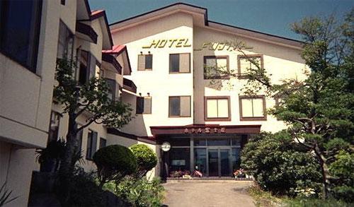 ホテル富士屋/外観