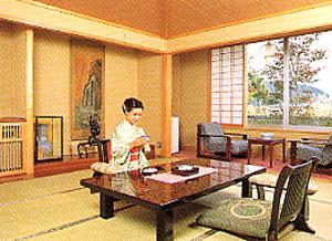 赤湯温泉 升形屋旅館/客室