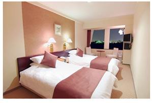 岡山プラザホテル/客室