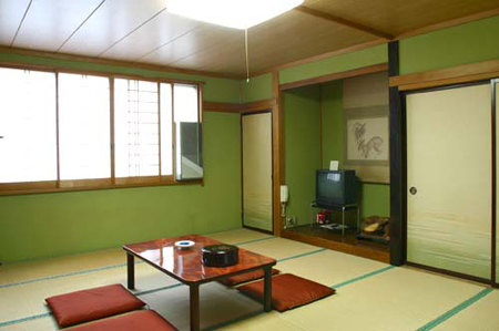 野沢温泉 静泉荘/客室