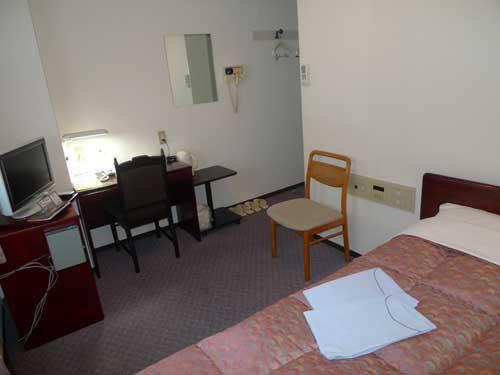 清水プラザホテル/客室