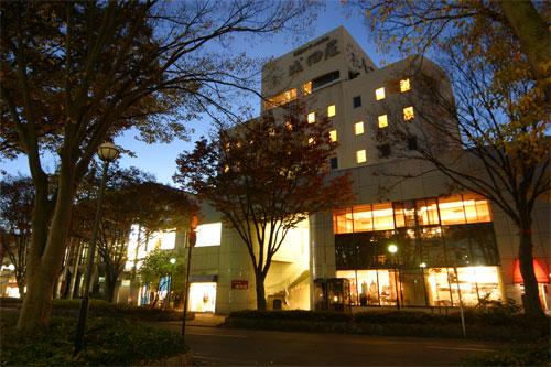 諏訪シティホテル成田屋/外観