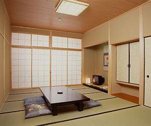 光信寺の湯 ゆっくら(旧:湯っ蔵さんわ)/客室