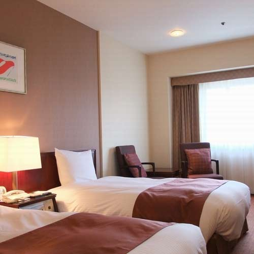 福山ニューキャッスルホテル/客室