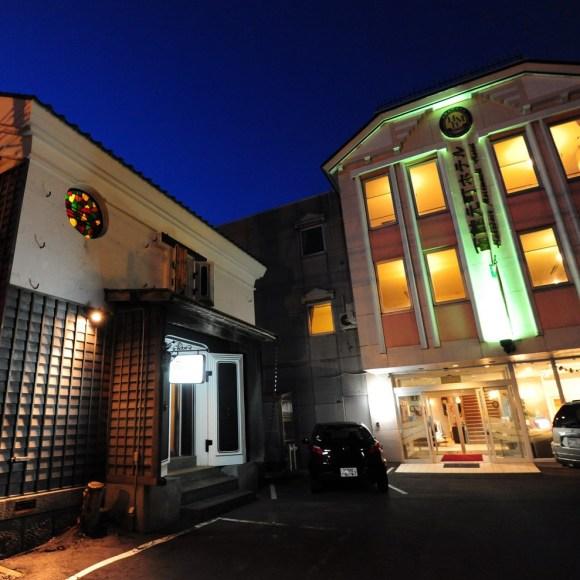 函館元町ホテル/外観