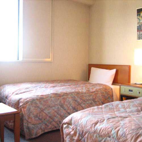ホテルオオハシ飯田/客室