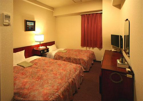 ホテル岡山サンシャイン/客室