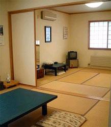 やすらぎの宿 巴荘/客室