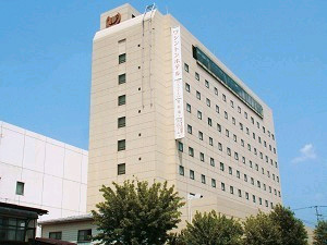 会津若松ワシントンホテル/外観