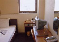 ビジネスホテルオカザキ/客室