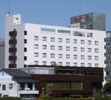ホテルサン人吉/外観