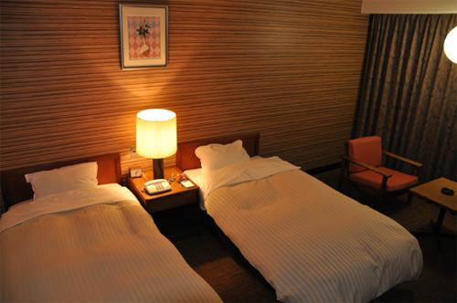 ホテルサン人吉/客室