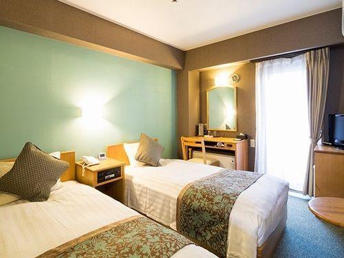 ホテルエリアワン釧路(HOTEL Areaone)/客室