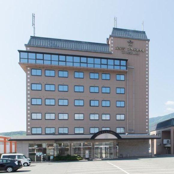 オオズプラザホテル/外観