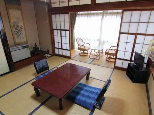 野沢温泉 山田屋旅館/客室