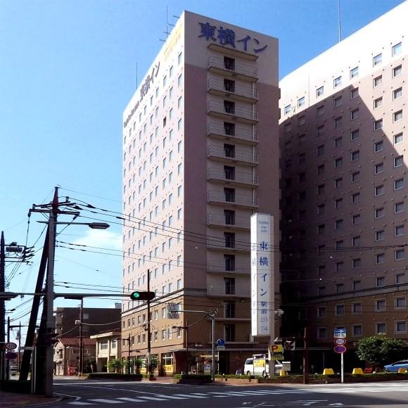 東横イン高崎駅西口1/外観