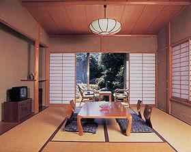 ラジウム温泉 天子城/客室