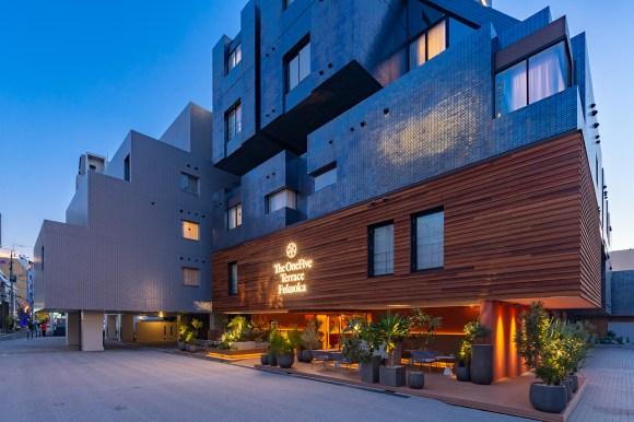 5th HOTEL(フィフスホテル)/外観