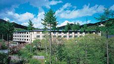 リゾートホテル ラフォーレ山中湖/外観