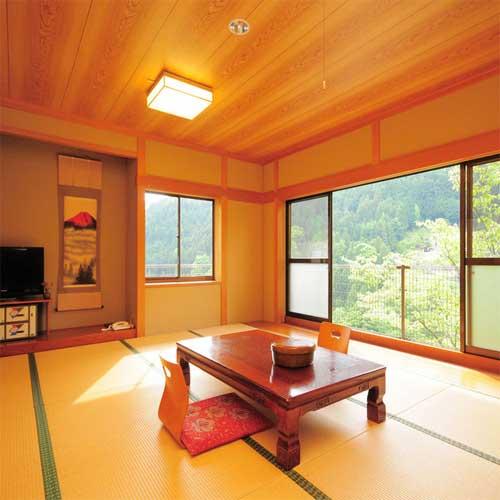 祖谷の宿 かずらや/客室