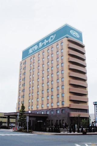 古川天然温泉 ホテルルートイン古川駅前/外観