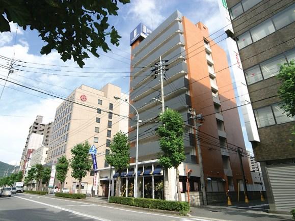 ホテル アムゼ新山口/外観