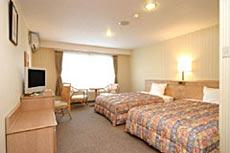 ホテル アムゼ新山口/客室